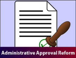 Administrative Approval Reform in China